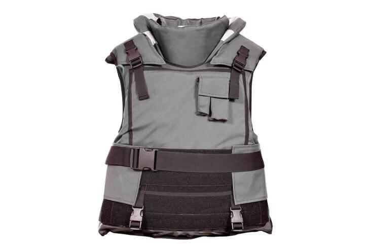 UHMW polyethylene body armor