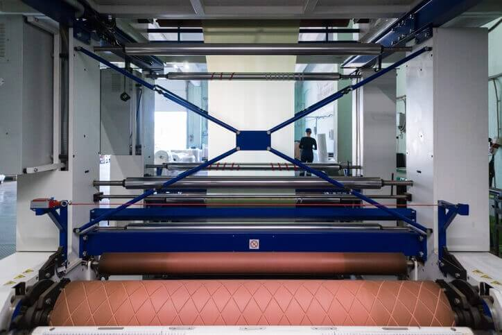 Polypropylene sheet manufacturing