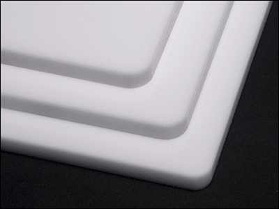 Radius Corners with Polished Edges