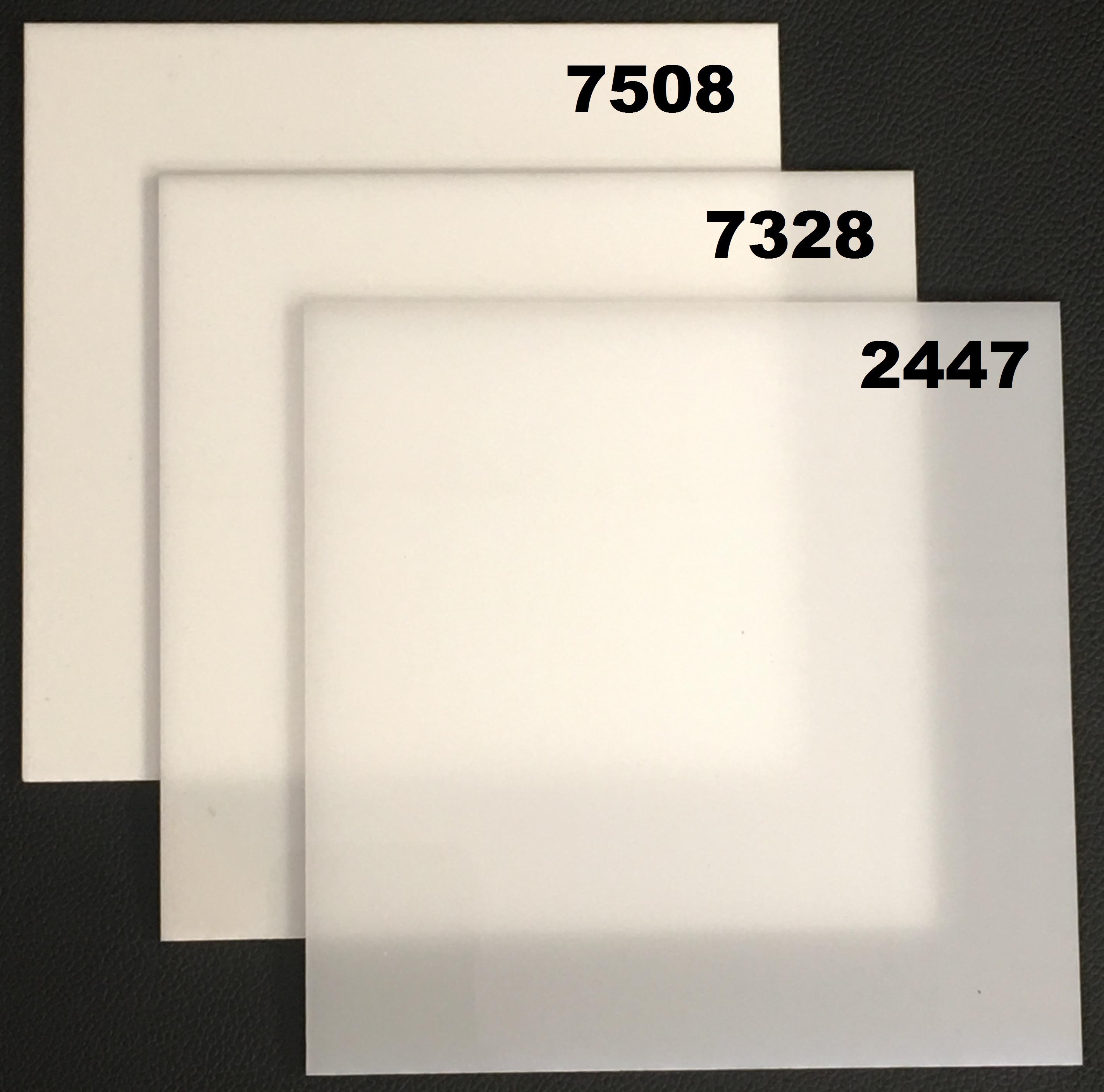 Acrylic Cast White Sheet Acme Plastics Inc