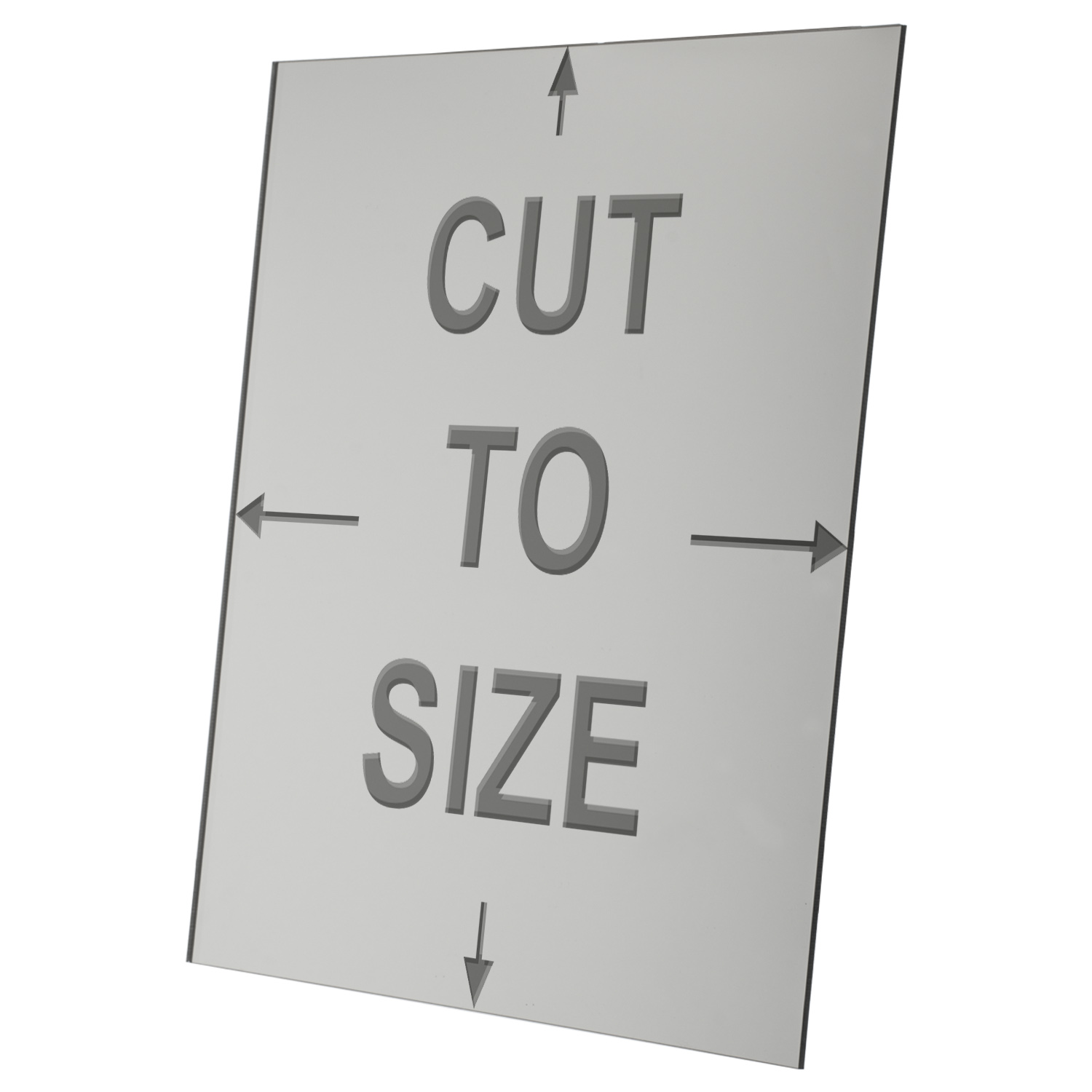 cut to size acrylic mirror sheet acme plastics inc