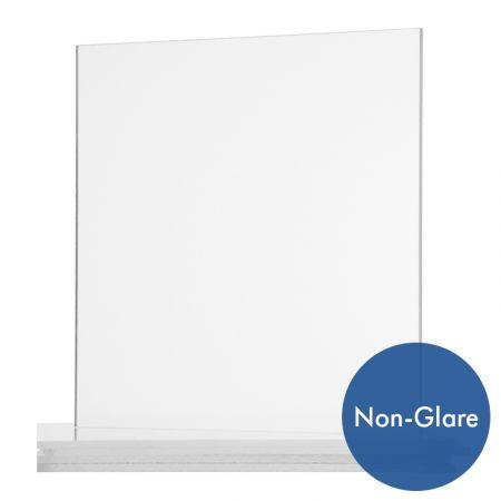 Acrylic Non Glare P99 Frame Grade Clear Sheet Acme Plastics Inc