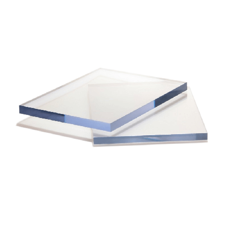 """6mm Thick 48/"""" x 96/"""" CLEAR Nominal LEXAN Polycarbonate Sheet"""