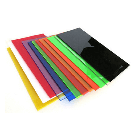 Colored Plexiglass Cast Acrylic Sheets Acme Plastics