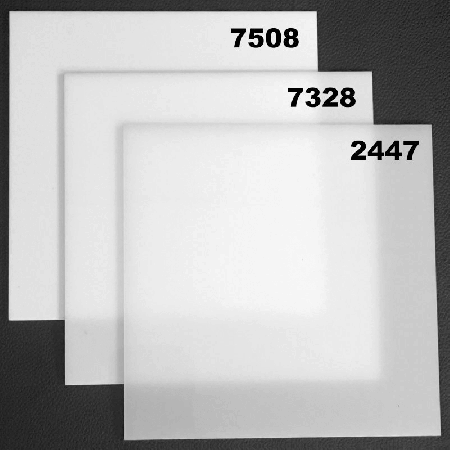 7508 7328 Acrylic Cast White Sheets Acme Plastics